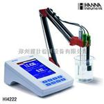 哈纳 HI4222实验室高精度酸度计|HI4222双通道台式酸度计