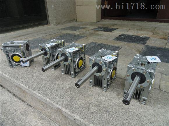 上海蜗杆减速机厂家