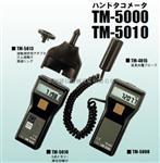 萊茵TM-5010K接觸/非接觸兩用轉速計|TM-5000光電轉速表