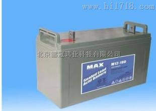 MAX/M12-100蓄电池规格 MAX电瓶12v100ah主推品牌