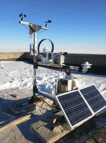 YZ-GF01A光伏气象站