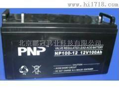 PNP蓄电池12v100ah  NP100-12一级代理商