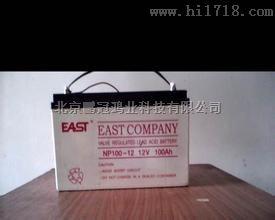 易事特EAST蓄电池12v100ah/NP100-12出厂价格