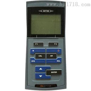 德国wtw Oxi 3310手持式光学溶解氧测定仪