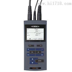 德国wtw pH/Cond 3320便携式pH/电导率仪