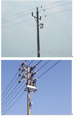 """> 架空线路快速智能故障定位系统定位线路""""病灶"""" > 高清图片"""