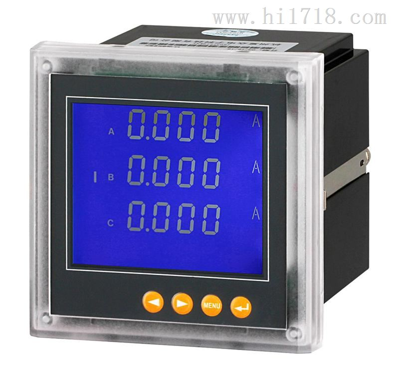 电流表电压表多功能仪表/功率表/有功无功电力仪表