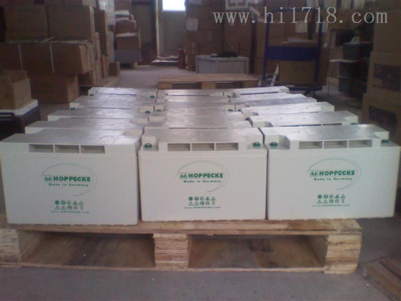 德国荷贝克(松树)蓄电池HOPPECKE荷贝克蓄电池12V24AH