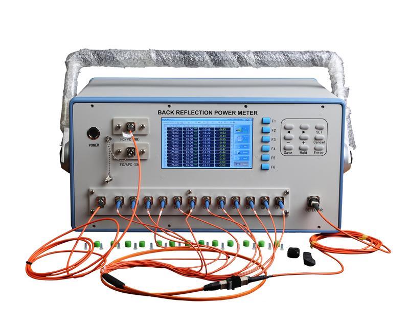 SGX-512MPO插回损测试仪,制造商深高新科技MPO插回损测试仪