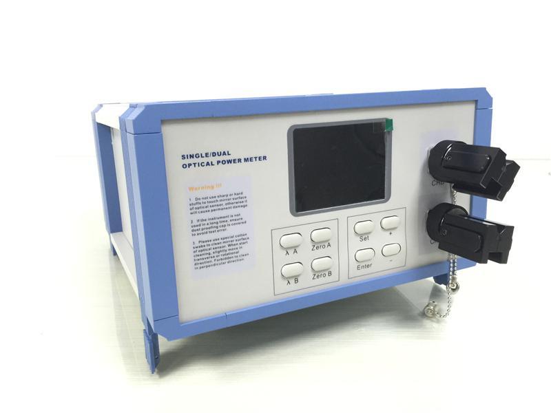 【超低价供应】台式双通道光功率计,制造商全新台式双通道光功率计深高新科技