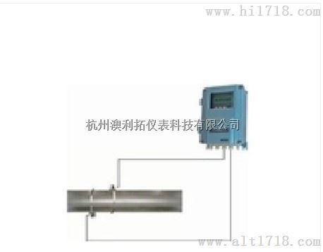 外贴式超声波流量计ALT-601,厂家直销制造商外贴式超声波流量计杭州澳利拓仪表