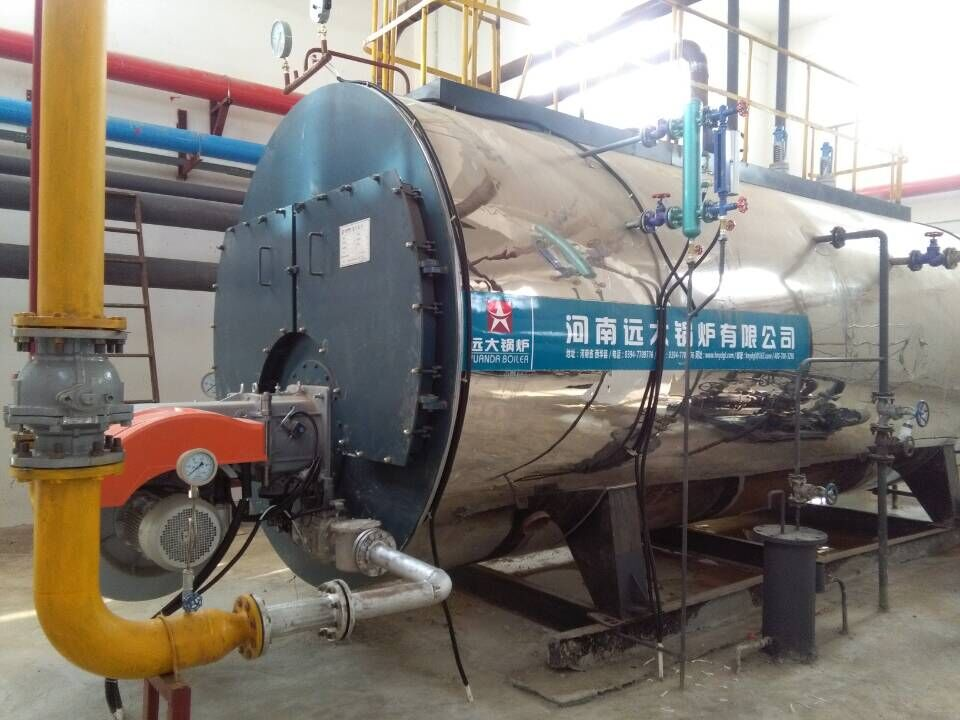 10吨燃气 天然气蒸汽锅炉价格情况