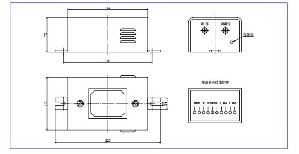 产品主体直径19mm,可选量程2.5~500mm,其特点为非接触、高分辨率,高精度和高可靠性。同用内置放大电路的一体化设计,抗干扰能力更强,让用户安装使用更加简单、便捷,输出的直流标准信号更适合于通用型数字显示表、PIC、计算机数据采集系统接口,可以根据具体要求,定制特殊规格的产品。用于汽轮机阀位开度的位移测量。内置激励源和差动测量电路,将机组的工作状况,负载大小,和运行效率的高低转换为4~20mA电流输出,对机组进行精确的测量和监视,可以直接与计算机、PLC、DCS、显示仪表相连。