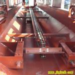 称重给煤机清扫链条刮板系统