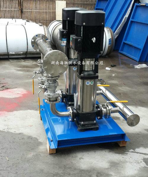 水泵房增压设备