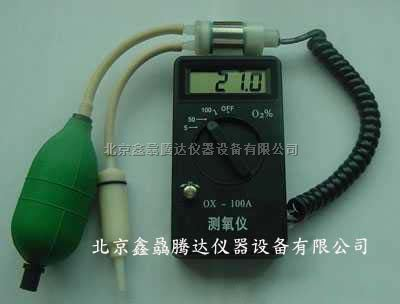 OX-100A数字测氧仪 厂家直销数字测氧仪电极