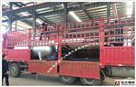 8吨燃油、燃气蒸汽锅炉工厂造价