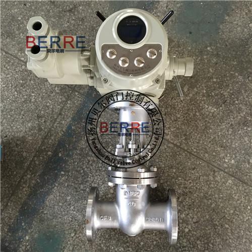 DN100智能型电动闸阀Z941H-16C-100