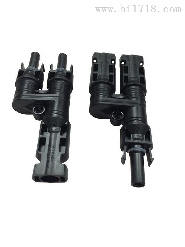 厂家现货批发光伏mc4防水连接器