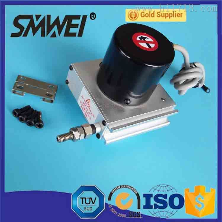 国产拉线位移传感器SMW-LX-08,价格多少不秀钢国产拉线位移传感器斯铭威