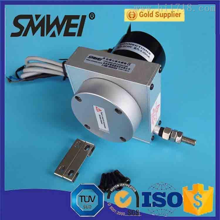 直线位移传感器 京泰SMW-LX-08,不秀钢直线位移传感器 京泰斯铭威