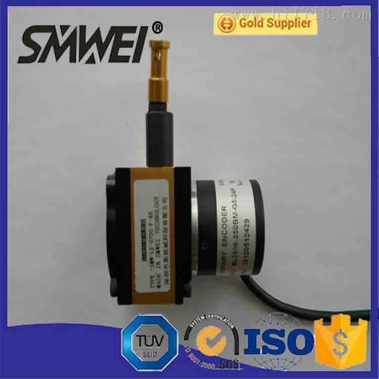 开思拉线位移传感器SMW-LX-08,最专业不秀钢开思拉线位移传感器斯铭威