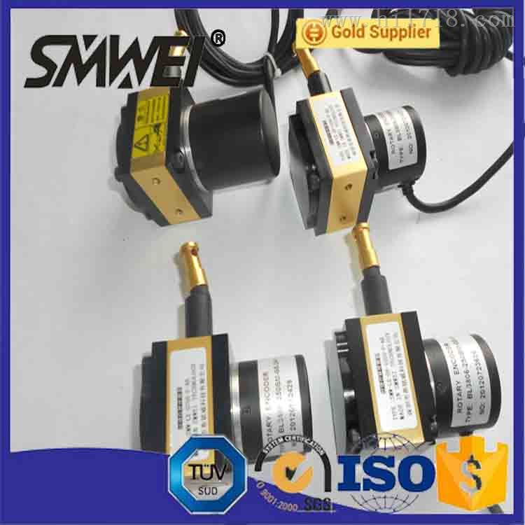 SMW-LX-08不锈钢拉线位移传感器斯铭威