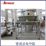 1500Kg/h配方颗粒卧式沸腾干燥机