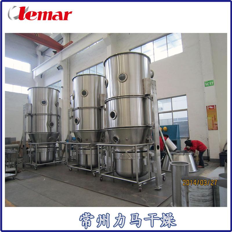 產出量3.5kg/h離心制粒包衣機