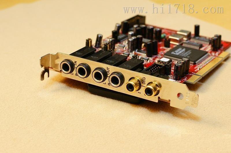 现货供应美国CDX-01录音声卡, 音频采集卡价格优惠,豪华录音声卡低价出售