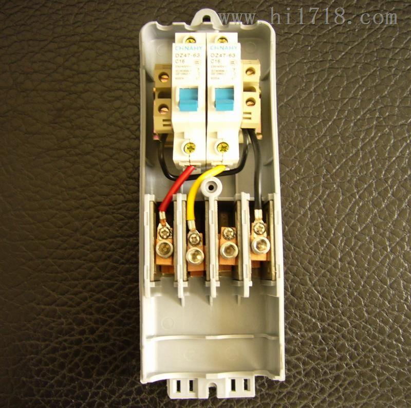 君策路灯配电盒 路灯接线盒