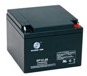 SP12-26阀控式铅酸圣阳蓄电池直销价格