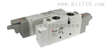 SMC小型直接配管式电磁阀