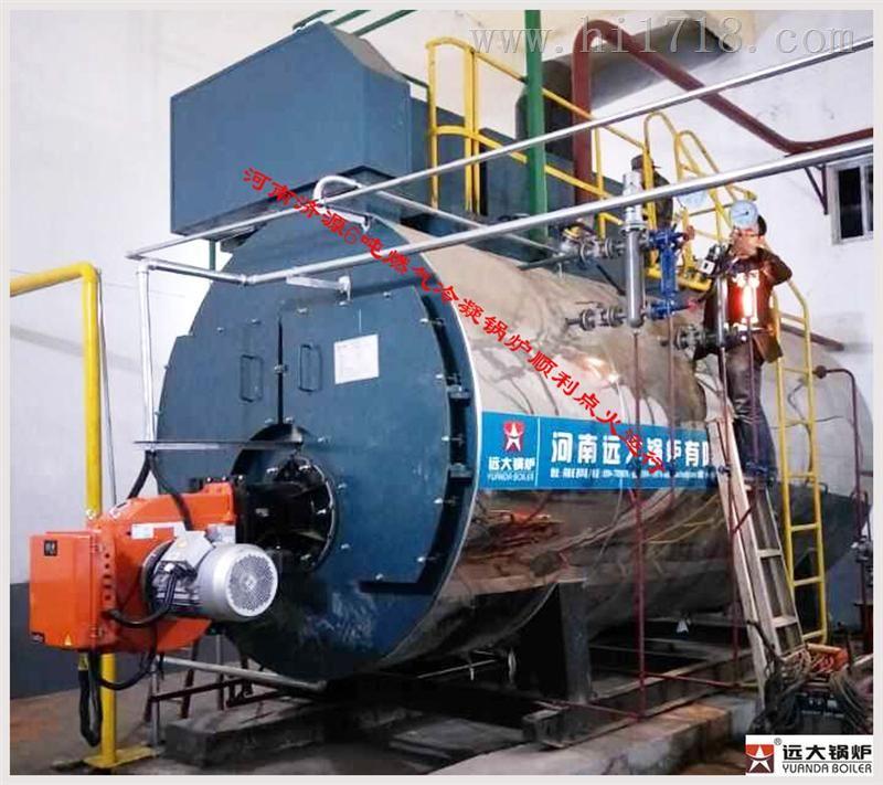 6吨燃气热水锅炉造价,参数