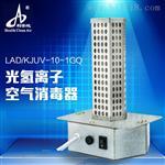 纳米光子除臭装置LAD/KJUV-GQ,新风管道净化器制造商纳米光子除臭装置利安达