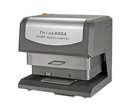 X-ray镀层测试仪,膜厚检测仪,EDX镀层分析,镀层测厚仪价格Thinck800A,电镀厚度分析