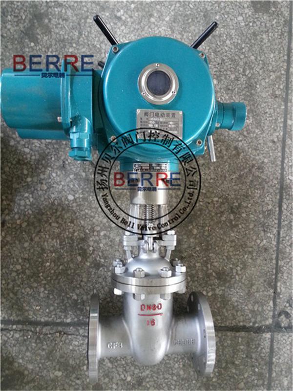 【厂家直销】不锈钢电动闸阀Z941W-16P-200