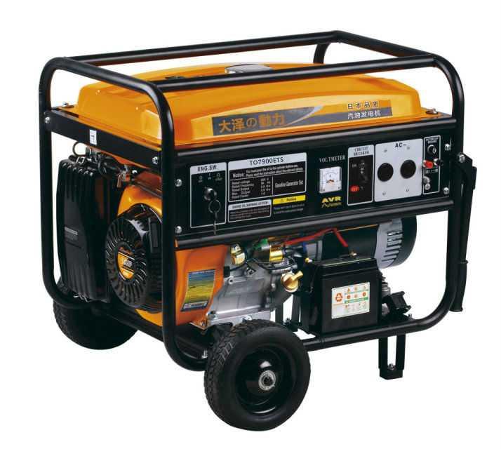 7千瓦小型柴油发电机,柴油发电机参数