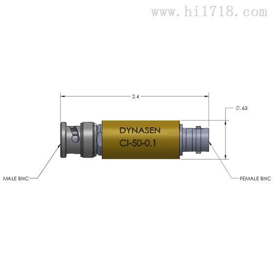 优质特供 小量程PVF 2-11薄膜传感器适用电荷转换器CI-50-0.01