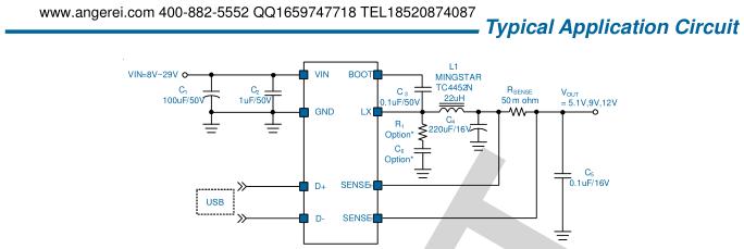 UPI推出适合高通QC2.0快充3A宽电流输入内置同步方案-UP9602 uP9602是一个高效率同步整流降压具有内部功率开关的转换器。内部低RDS(ON)开关,高效率降压转换器能够提供高达2.4A充电器输出电流接口和宽输入电压范围从8V至32V。它工作在任一品种(恒定输出电压)模式或连铸(恒流输出电流)模式,并提供电流限制函数.