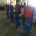 【专业生产厂家】电动插板阀制造商,扬州电动插板阀300*350