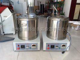 恒胜伟业JGY-3集料坚固性试验仪