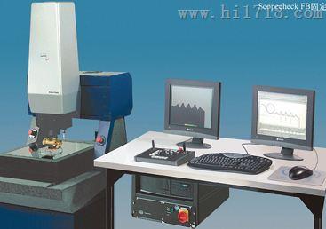 固定桥式复合光学三坐标测量机