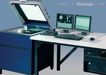 Werth FlatScope平面零件光学扫描仪