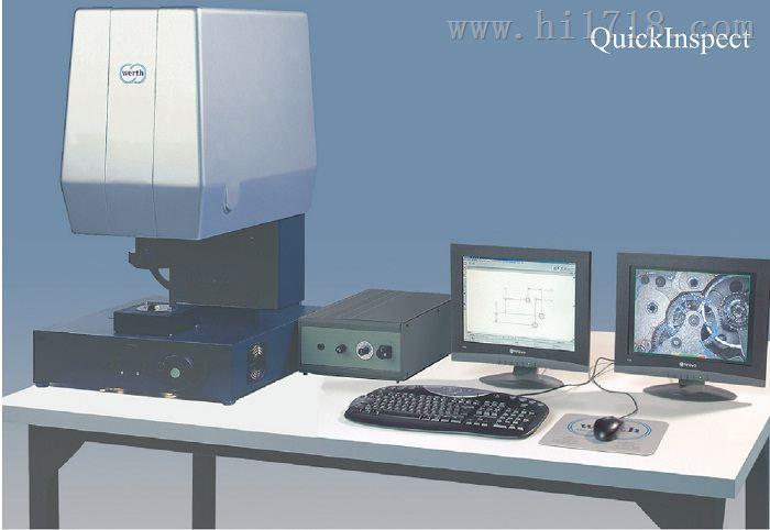 Werth QuickInspect快速二维光学测量仪