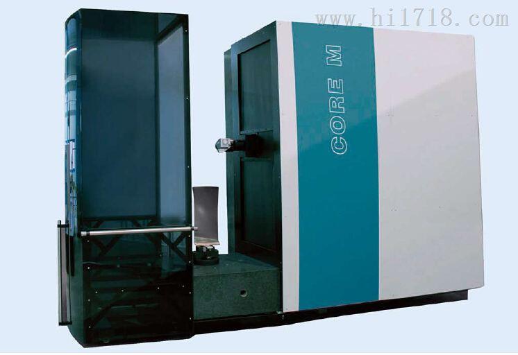 CORE 叶片类多轴旋转超速白光测量机