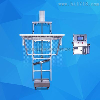 挂墙式-IPX1-2垂直滴雨试验机厂家直销热卖