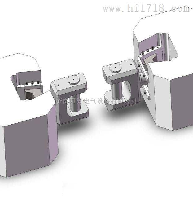 卧式钢丝绳拉力试验机WAL-1000,价格0.5级卧式钢丝绳拉力试验机济南万测
