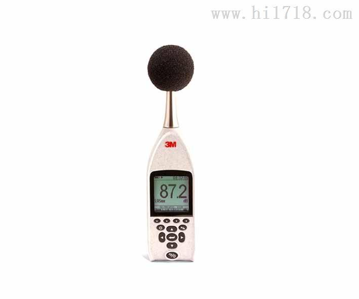 美国3M SE402便携式噪音监测仪