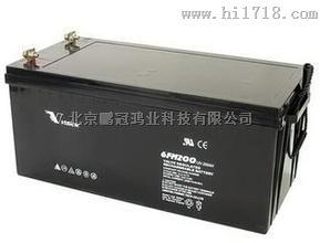 VISION威神蓄电池12V100AH鸿业报价